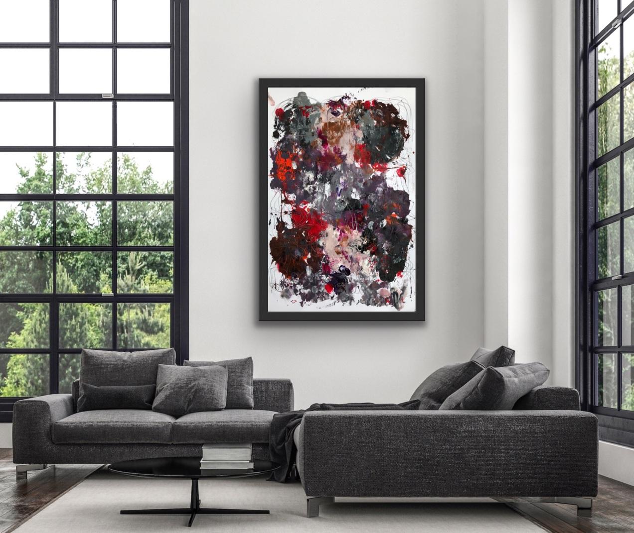 Digital print, abstract art, mixed media, paint,color, line, painting, abstract art, texture, tones, nuance, tints, light, shadow, line, pen, pencil